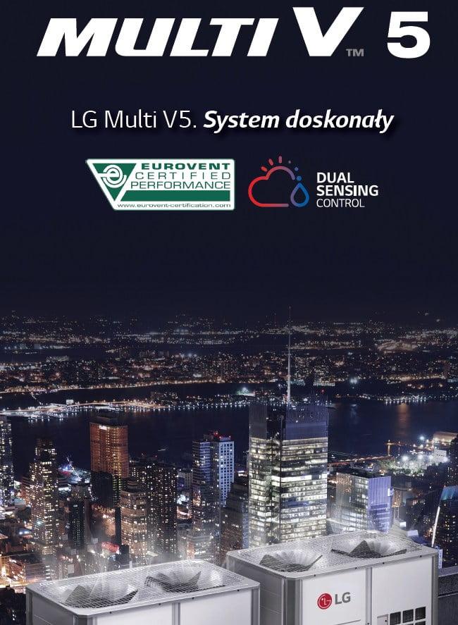 G Katalog - LG Multi V 5 systemy klimatyzacji 2017