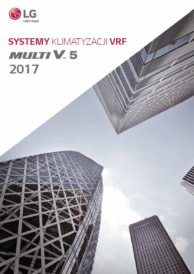 LG Katalog - LG Systemy Klimatyzacji MULTI V 5 2017