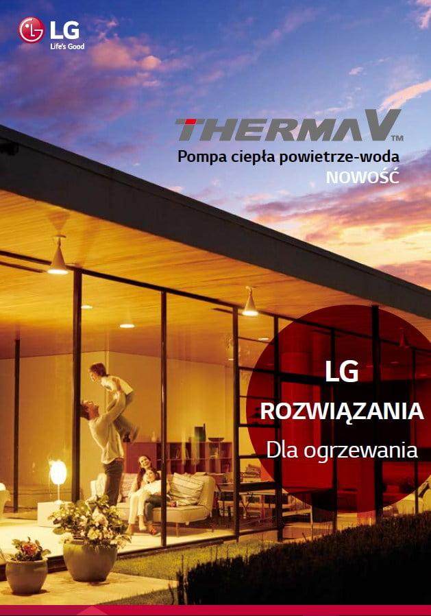 LG Katalog - LG Therma V - Pompy ciepła 2016