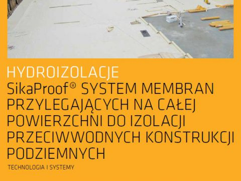 SikaProof® system membran - opis systemu