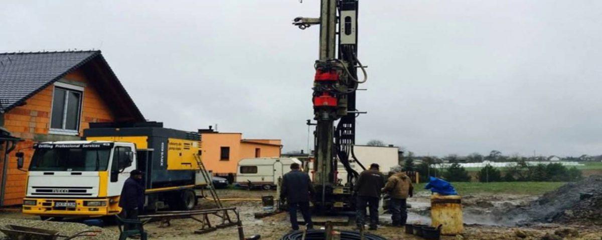 Koszt wykonania odwiertu geotermalnego pod pompy ciepła