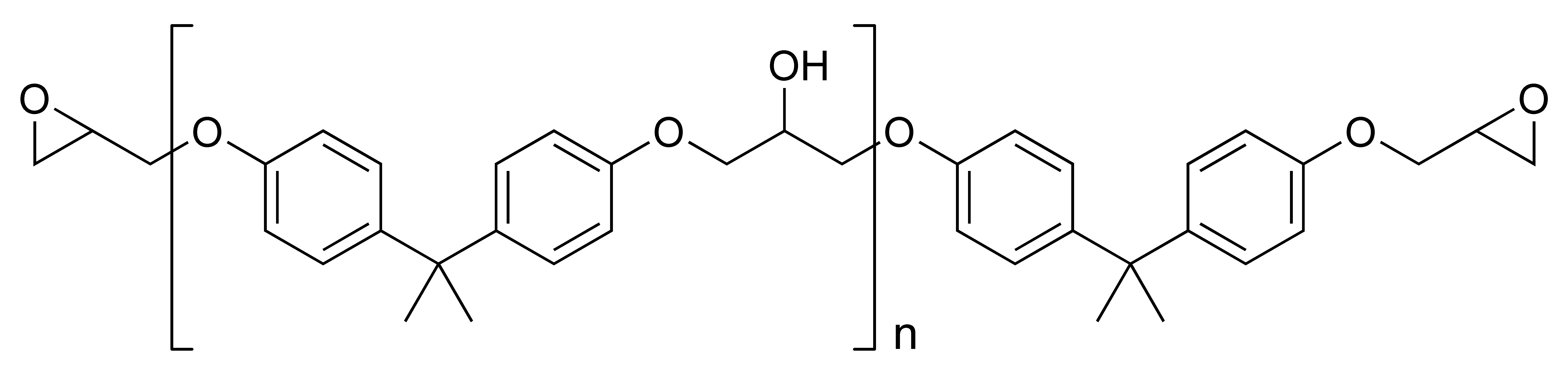zywica epoksydowa - struktura
