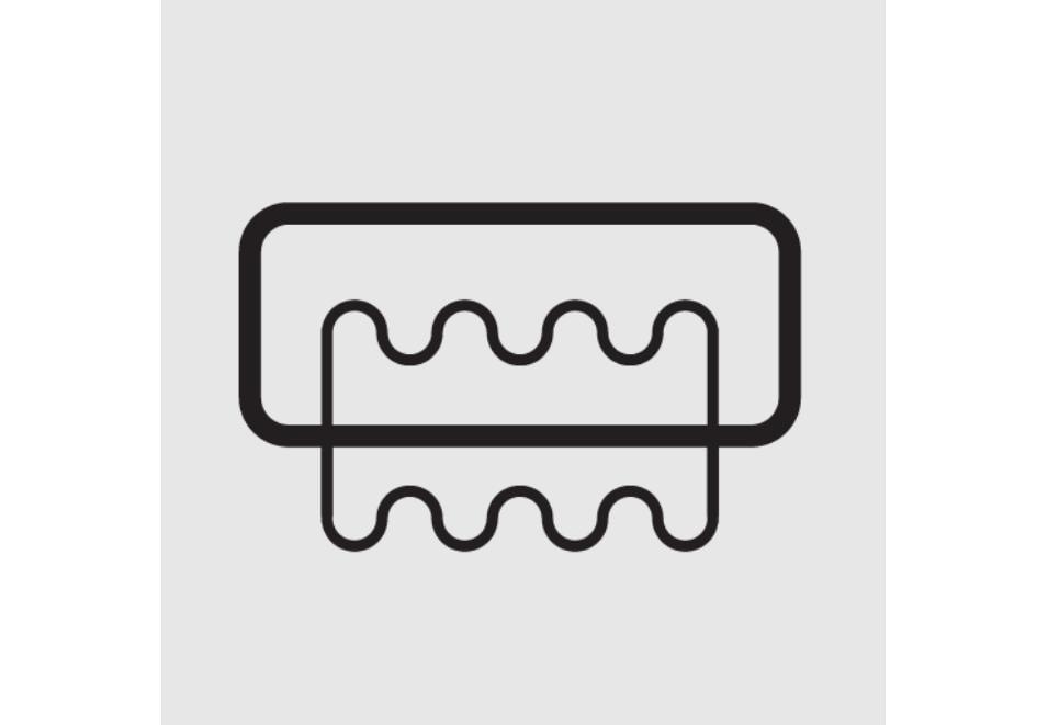 Grzałka karteru sprężarki