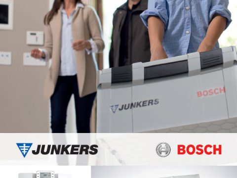 Junkers Bosch Ulotka Condens 7000 F