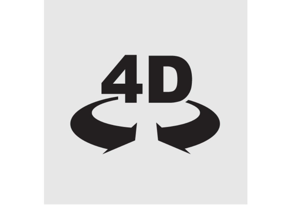 Nawiew powietrza 4D eMOTO