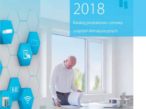 DAIKIN Bluevolution 2018 Cennik - Katalog produktowo – cenowy