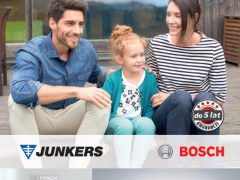 JUNKERS - BOSCH Ulotka Bosch Compress 3000 AWS