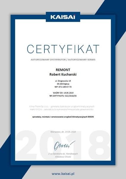 Klimatyzacja-Kaisai-2018-Certyfikat-Autoryzowany-dystrybutor-serwis-m-min