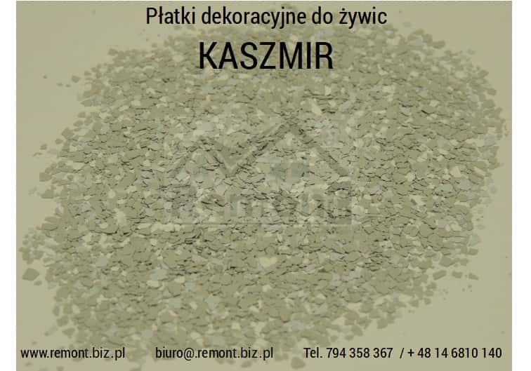 Płatki dekoracyjne do żywic KASZMIR