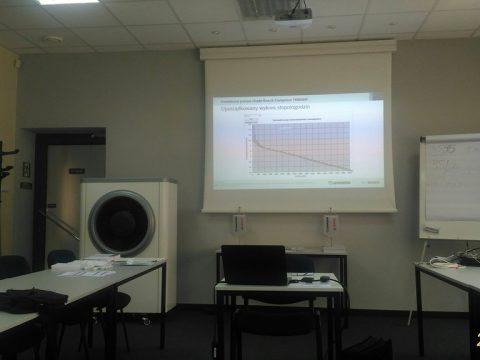 Szkolenie Szkolenie - Junkers Bosch Compress 7000i AW