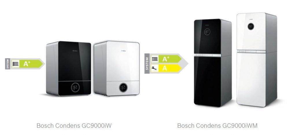 Junkers Bosch - ulotka Bosch Condens 9000i - kotły
