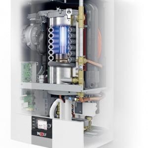 Na czym polega zjawisko kondensacji w kotle gazowym ?