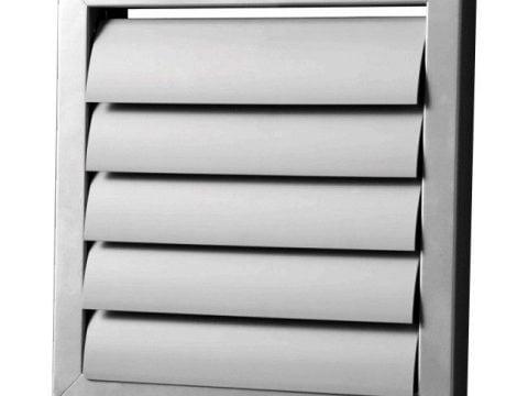Kratki wentylacyjne - wybór i rodzaje kratek