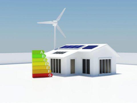 Samowystarczalne budynki zeroenergetyczne, które magazynują i produkują energię
