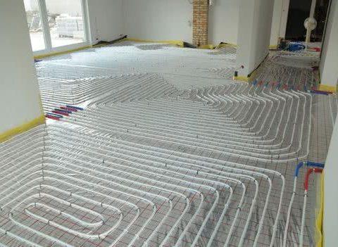 Ogrzewanie podłogowe – jakie są ceny wykonania instalacji ?