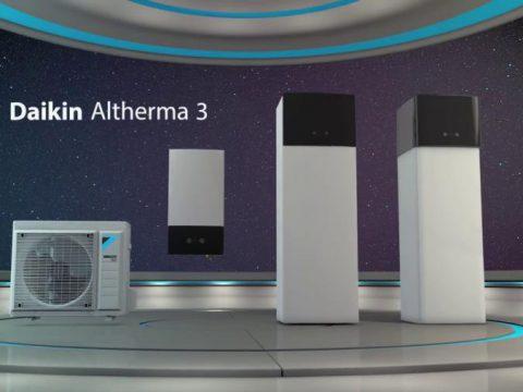 Daikin Altherma 3 – poznaj nowe pompy ciepła