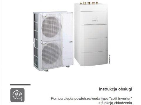 Pompa ciepła De Dietrich ALEZIO S V200 – IO - Instrukcja obsługi
