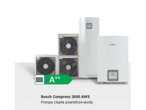 Bosch Compress 3000 AWS