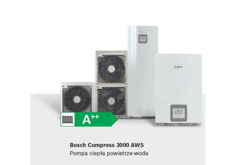 Bosch Compress 3000 AWS