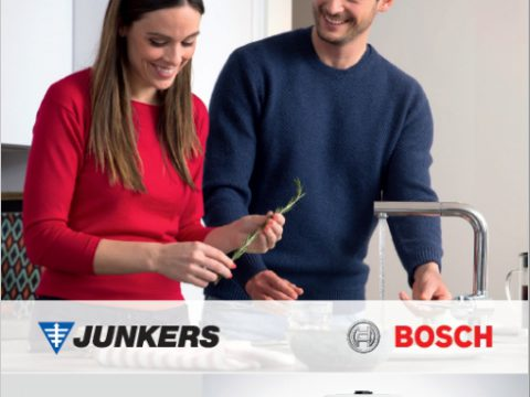 Junkers Bosch Condens 2300 - ulotka