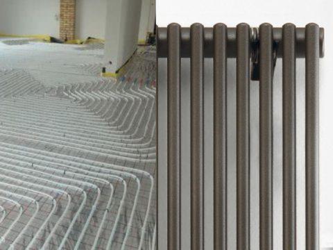 Ogrzewanie podłogowe czy grzejniki - Które rozwiązanie lepsze