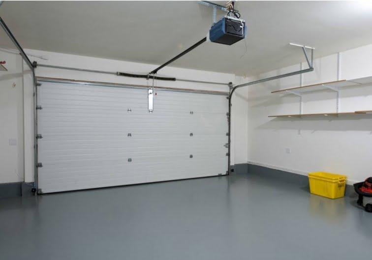 Żywica do garazu zamiast płytek