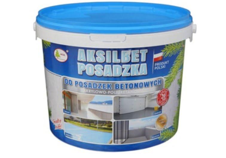 Aksilbet posadzka - 10 L