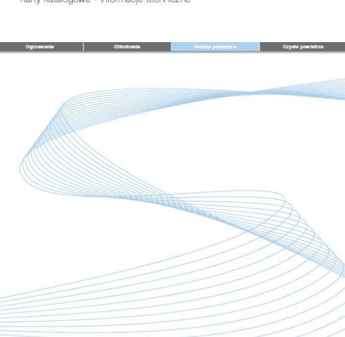 Broszura techniczna Zehnder Sterowniki