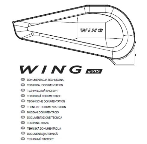 Dokumentacja techniczna VTS Wing