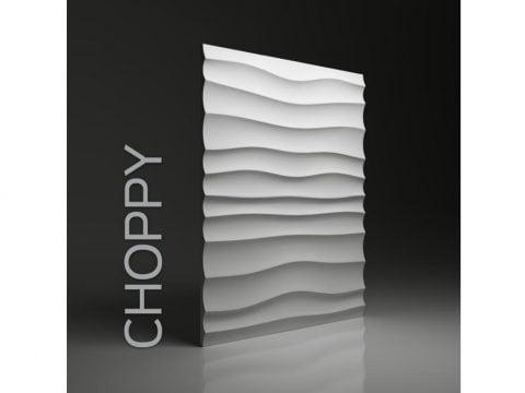 Panele dekoracyjne CHOPPY