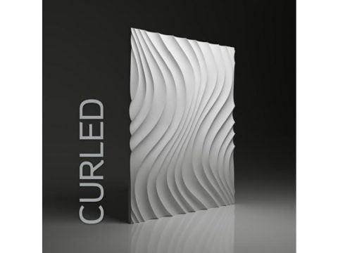CURLED - panele dekoracyjne DUNES