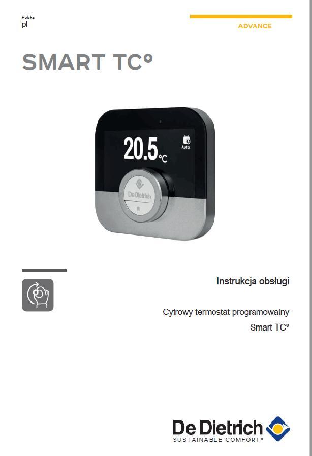 De Dietrich SMART TC – Instrukcje obsługi