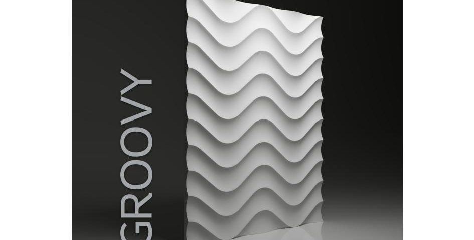 GROOVY - panele dekoracyjne DUNES