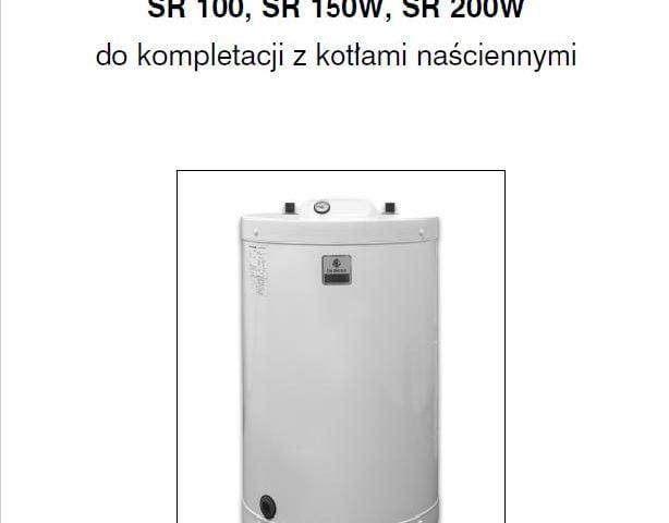 Instrukcja techniczna – SR 100, 150W, 200W