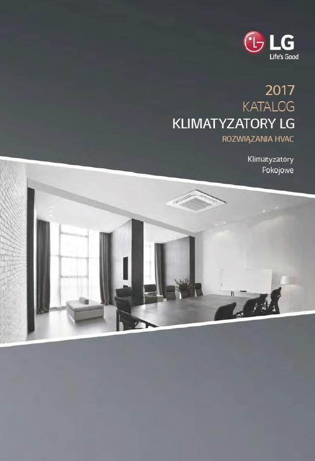 LG Katalog – Klimatyzatory 2017