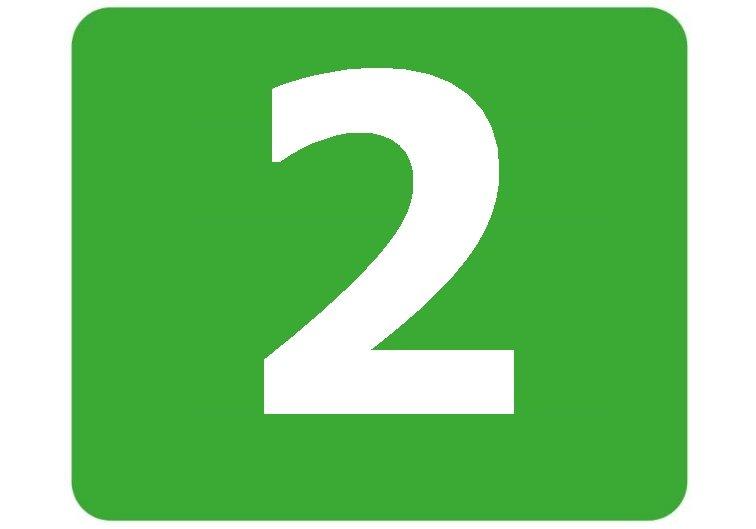 2 - zielona