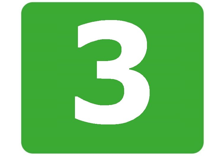 3 - zielona