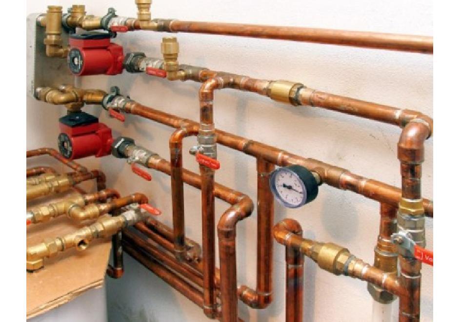 Instalacja wodna 01