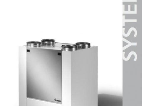 Instrukcja użytkowania rekuperatorów Vasco X (X350, X500)