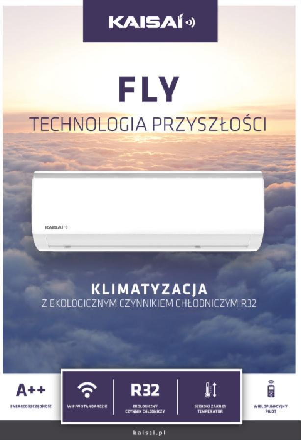 KAISAI FLY - ulotka