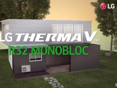 LG Therma V R32 Monobloc