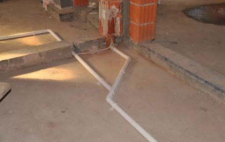 Montaż instalacji odkurzacza