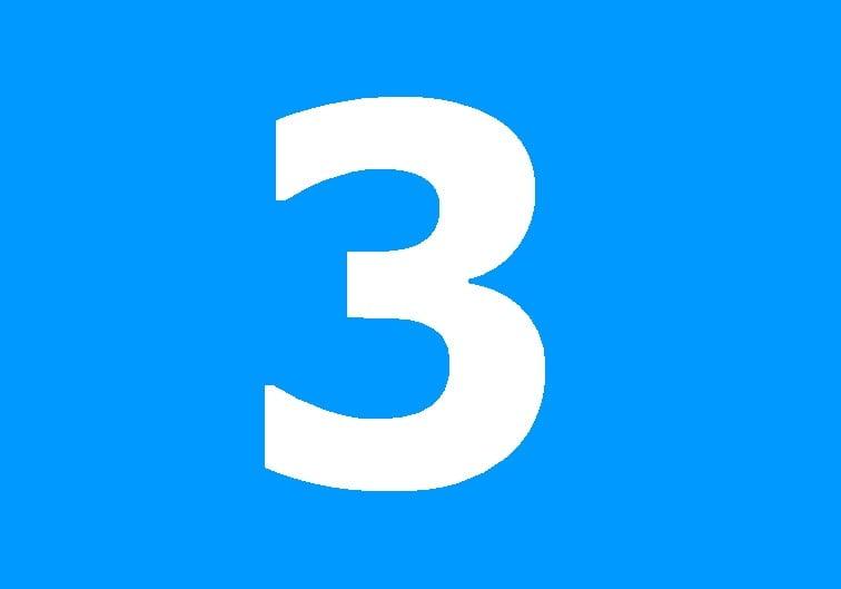 3-niebieski