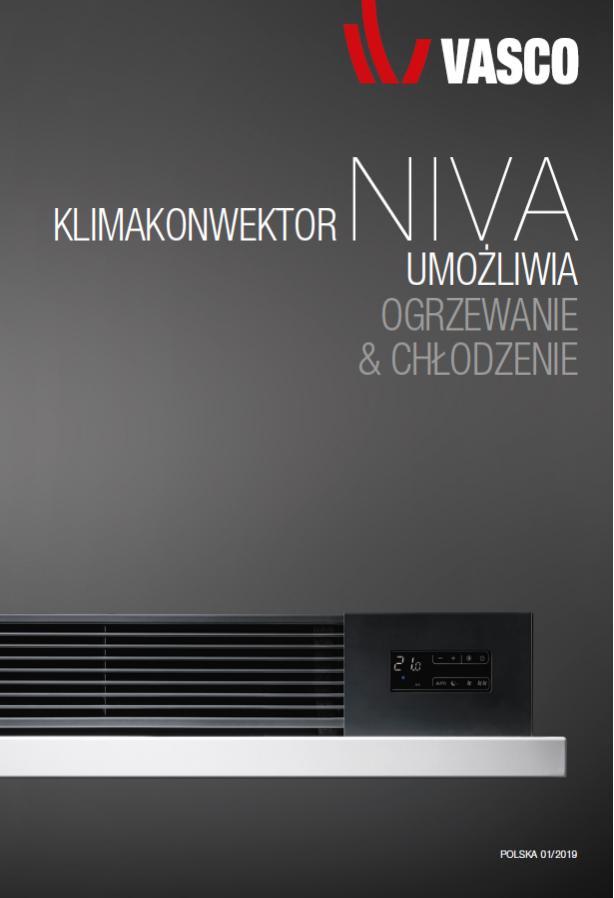 VASCO NIVA VENTILO - katalog cennik - A