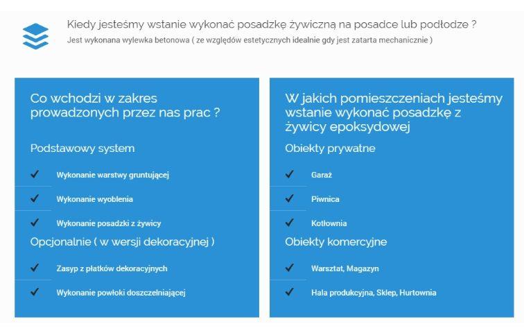 Żywica epoksydowa na posadzkę i podłogę - wersja podstawowa - A