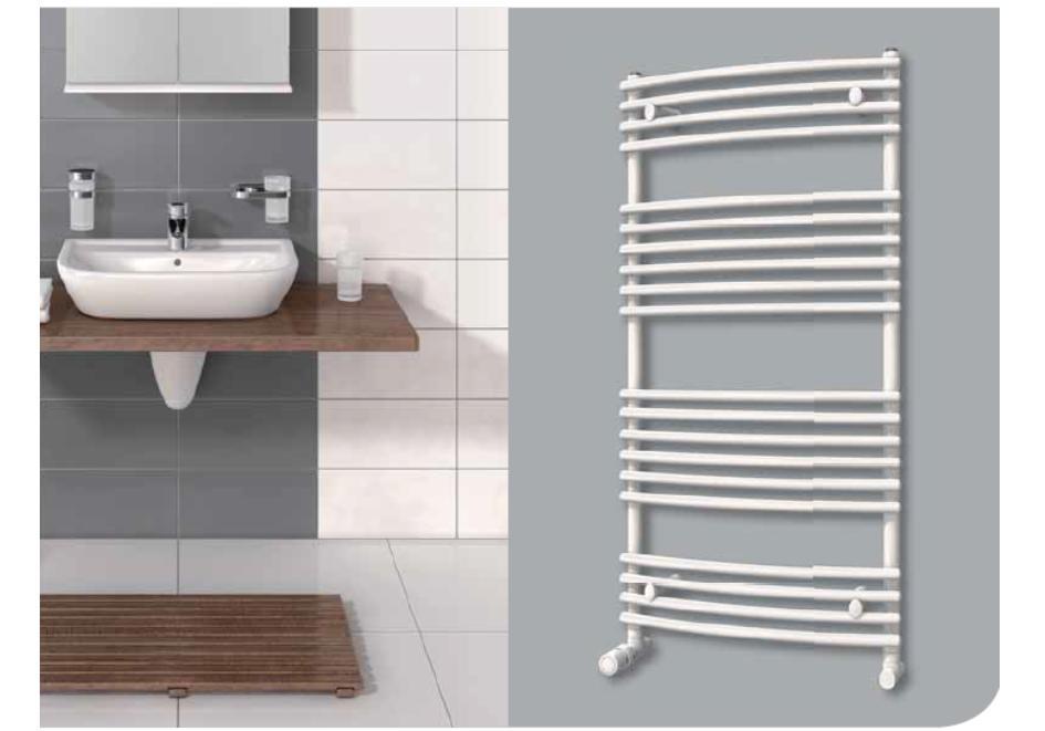 Grzejniki łazienkowe - 01