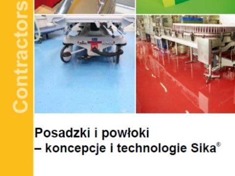 Systemy posadzek przemysłowych Sika - A