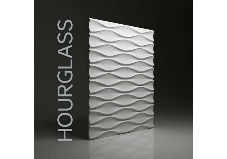 Hourglass Panel Dekoracyjny Dunes