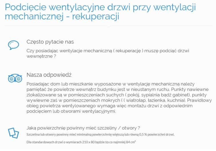 Podcięcie-wentylacyjne-drzwi-przy-wentylacji-mechanicznej-rekuperacji-NK