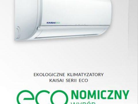 Ulotka Kaisai eco - K